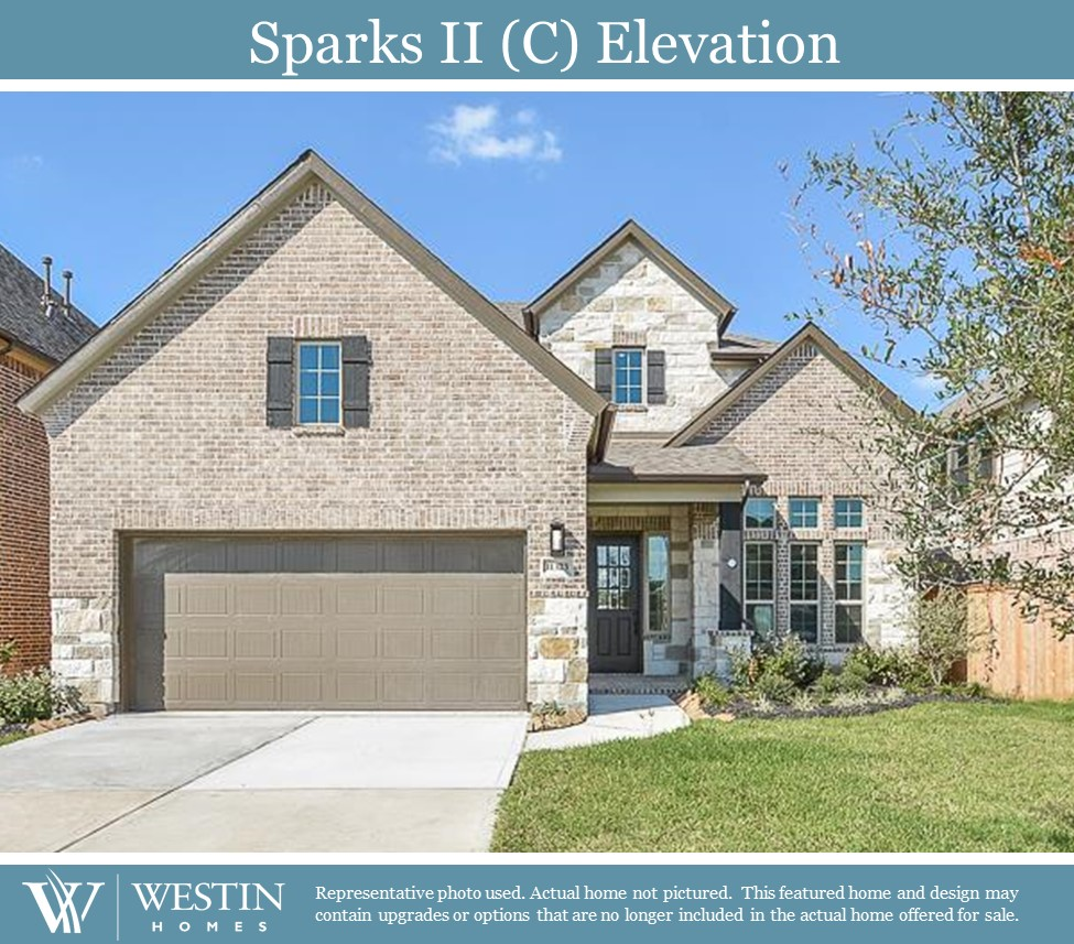 tuscan lakes sec 55 1 se 55 2 se westin homes the sparks ii 3200 sqft 2 story 4 bed from 306s more information