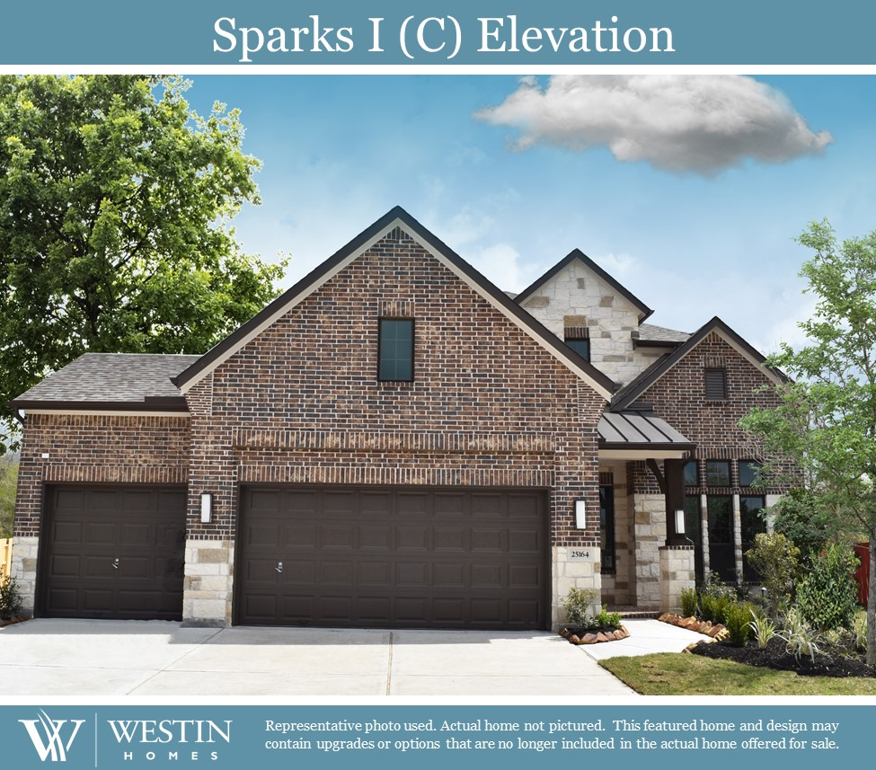 Westin Homes Floor Plans Part - 29: The Sparks I 3000 Sqft. 2 Story, 4 Bed From $312s More Information