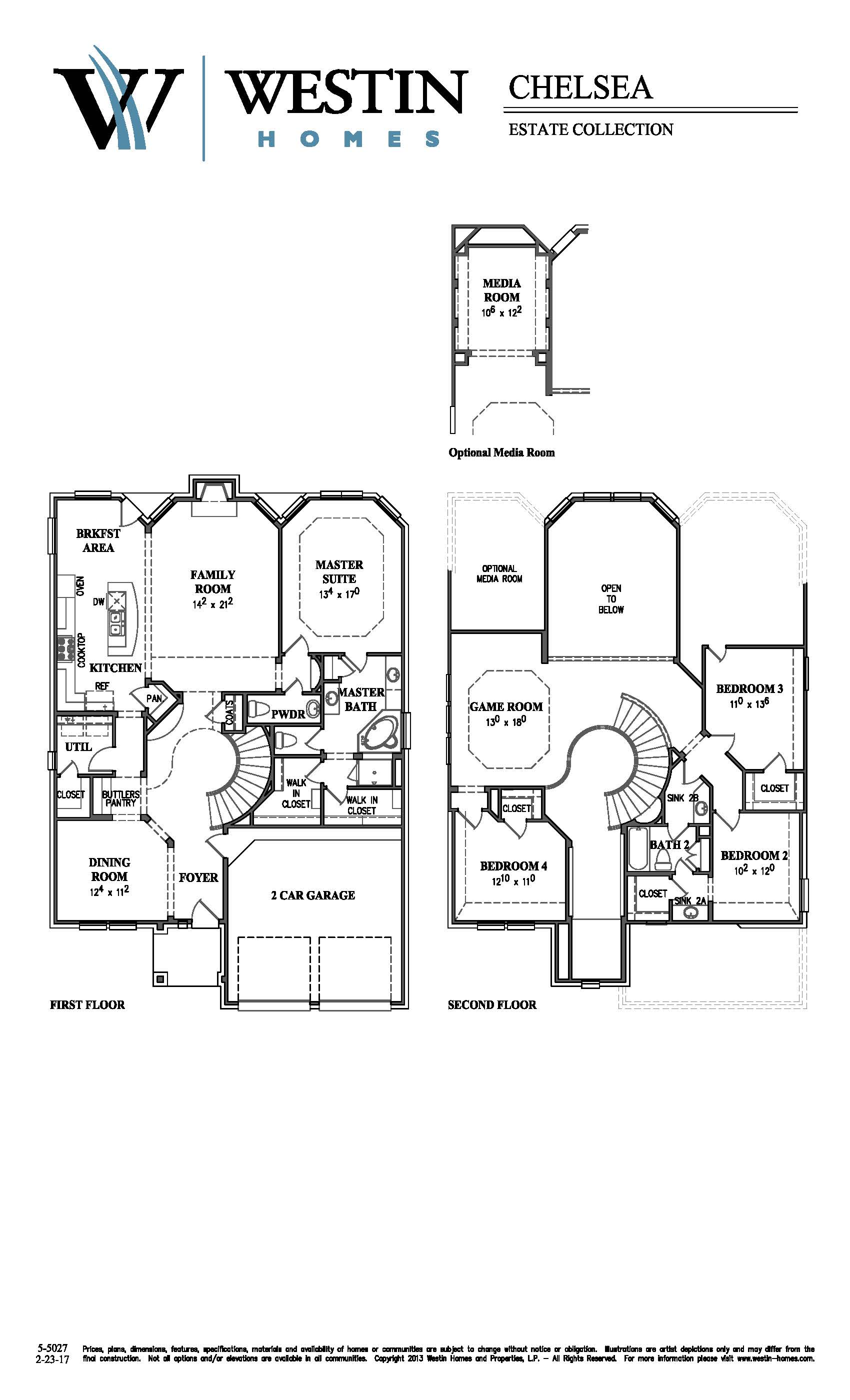 Westin Homes Floor Plans Part - 24: FloorPlan