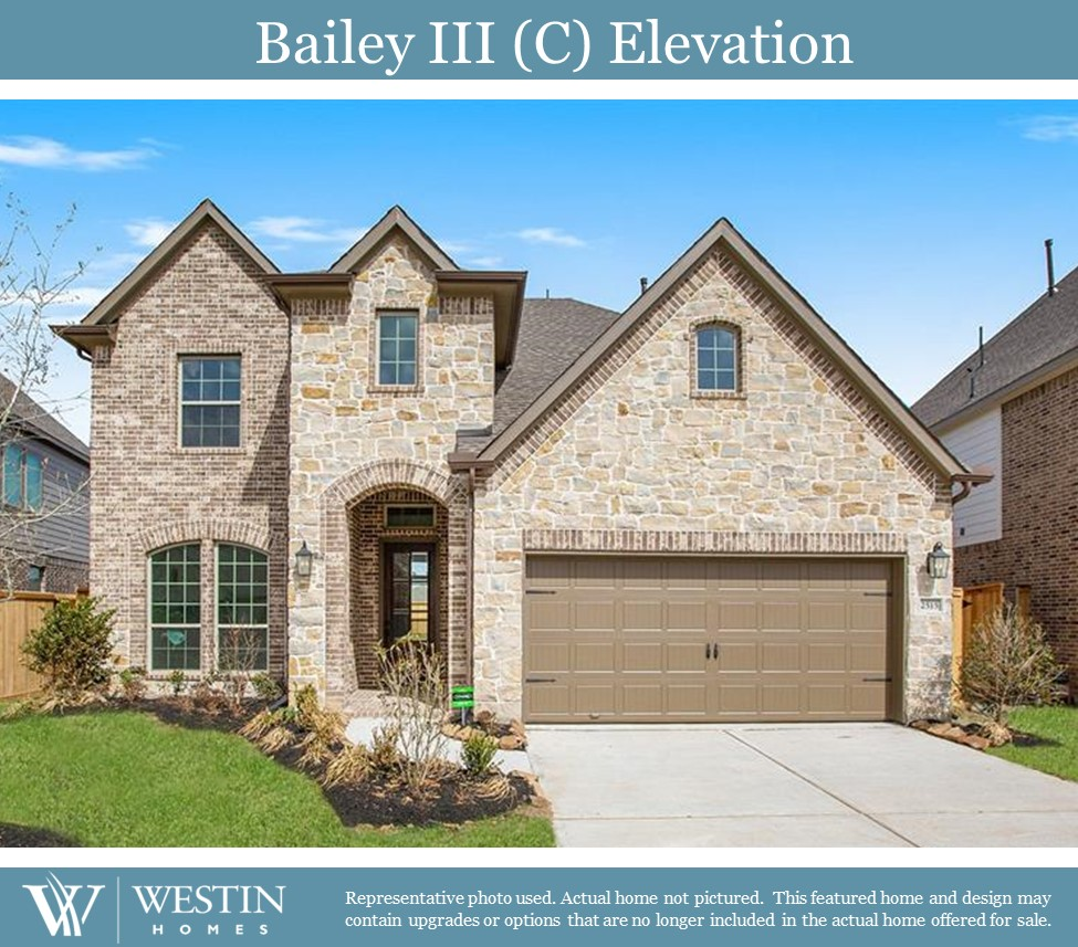 Westin Homes Floor Plans Part - 35: The Bailey III 2878 Sqft. 2 Story, 4 Bed From $304s More Information