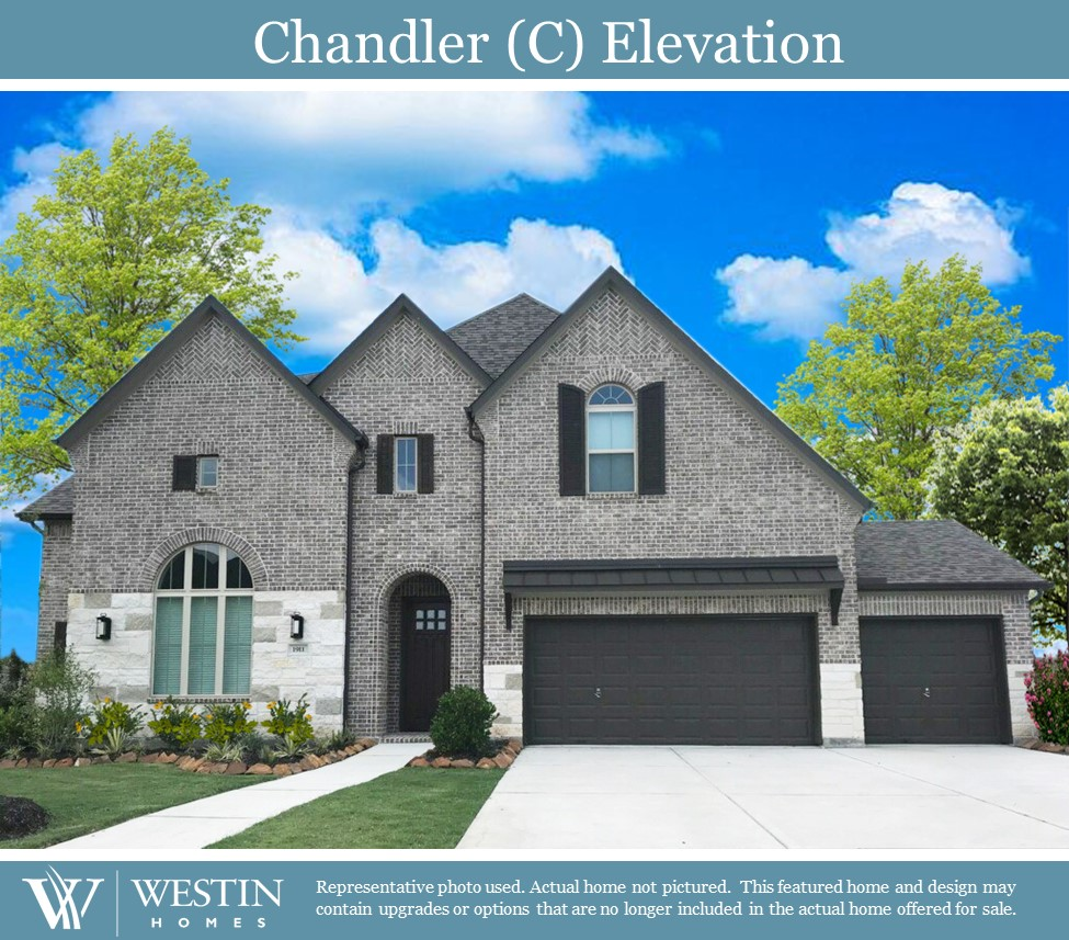 Westin Homes Floor Plans Part - 41: The Chandler