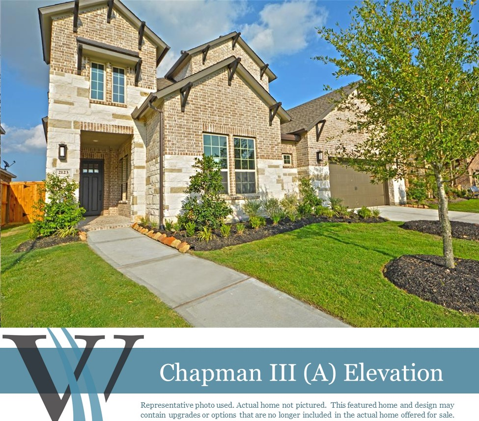 Wonderful Westin Homes Floor Plans Part - 13: The Chapman III 3473 Sqft. 2 Story, 4 Bed From $400s More Information