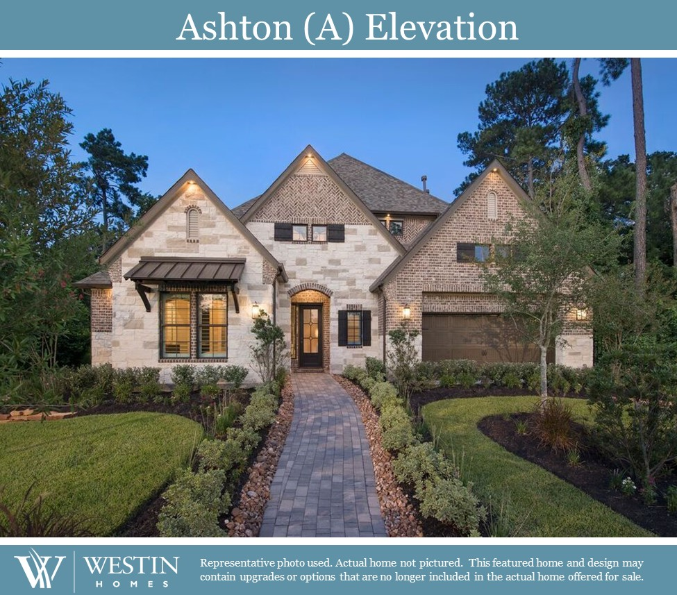 Westin Homes Floor Plans Part - 21: The Ashton 3987 Sqft. 2 Story, 4 Bed From $397s More Information
